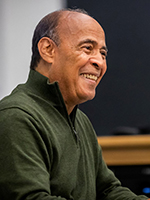 Portrait of Adolph Reed.