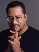 Portrait of Michael Eric Dyson.